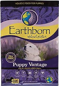Earthborn Holistic Puppy Vantage Dry Dog Food, 12.5 lb