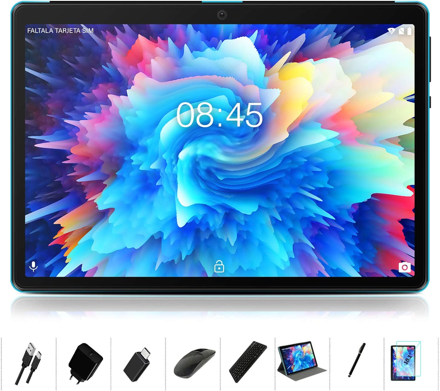 Android 10.0 Tablet : MEBERRY 10