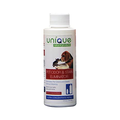 Amazon.com: Natural único productos 201-B Pet Odor y ...