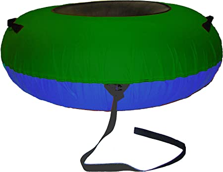 ClearCreekTubes Colossal Snow Tube Cover-green blue
