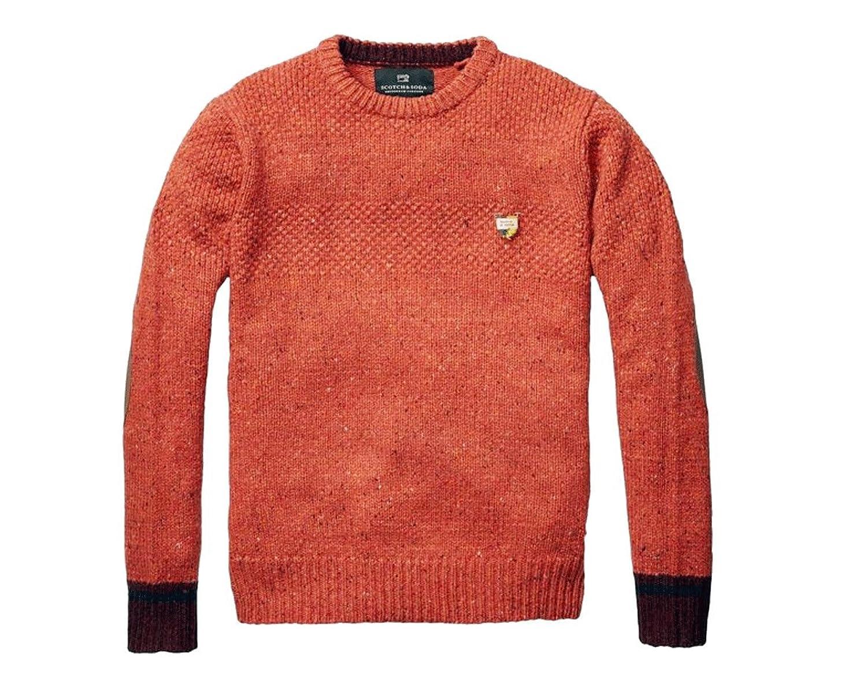 ad4e2accf 80%OFF Scotch & Soda Contrast Cuff Men's Jumper - sklep.fashionbrows.eu
