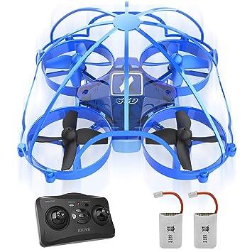 ATOYX Mini Drone para Niños y Principiantes, AT-66D RC Drone ...