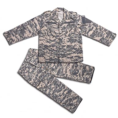 Amazon Com Marine Corps Uniform 2 Piece Soldier Costume For Kids