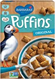 Barbara's Bakery Puffins Cereal, Original, 10 Ounce (Pack of 6)