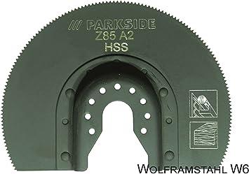 Parkside Outil multifonction Accessoires pmfwza 3//& encastrable de sol A1/Travailler
