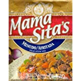 MAMA SITA'S - MENUDO / AFRITADA - MEAT STEW MIX 5 x 1.06 OZ / 30 G - Product of the Philippines