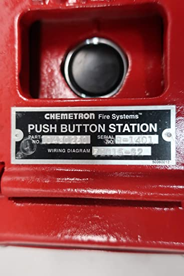 [DIAGRAM_09CH]  CARDOX 10430250 CHEMETRON FIRE Alarm Pull/Push Station: Amazon.com:  Industrial & Scientific   Chemetron Wiring Diagrams      Amazon.com