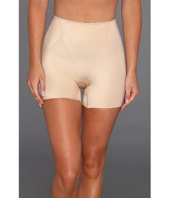 2e756bab1 Spanx Slimplicity Booty Booster Girl Short Nude XL UK 16: Amazon.co ...