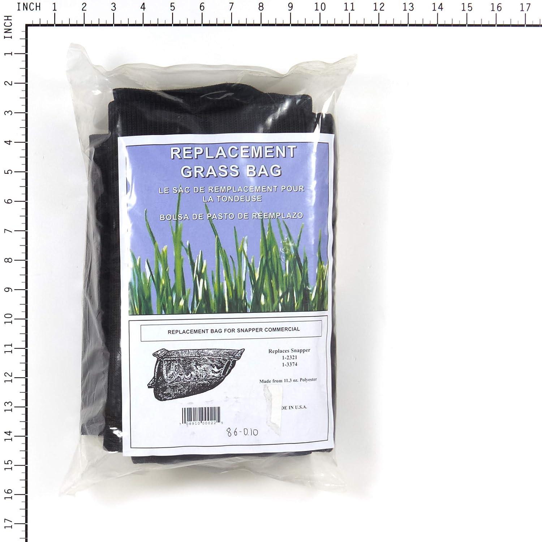 Oregon Replacement Part GRASS BAG COMMERCIAL SNAPPER 153769 # 86-010
