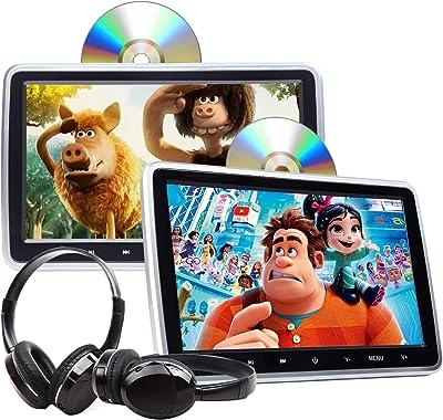 Eonon Dual Car DVD Headrest Players