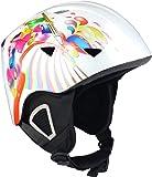 KOOPAN Casco da Sci Snowboard Skate Bicicletta Casco per Uomo Donna Bambini Y-12