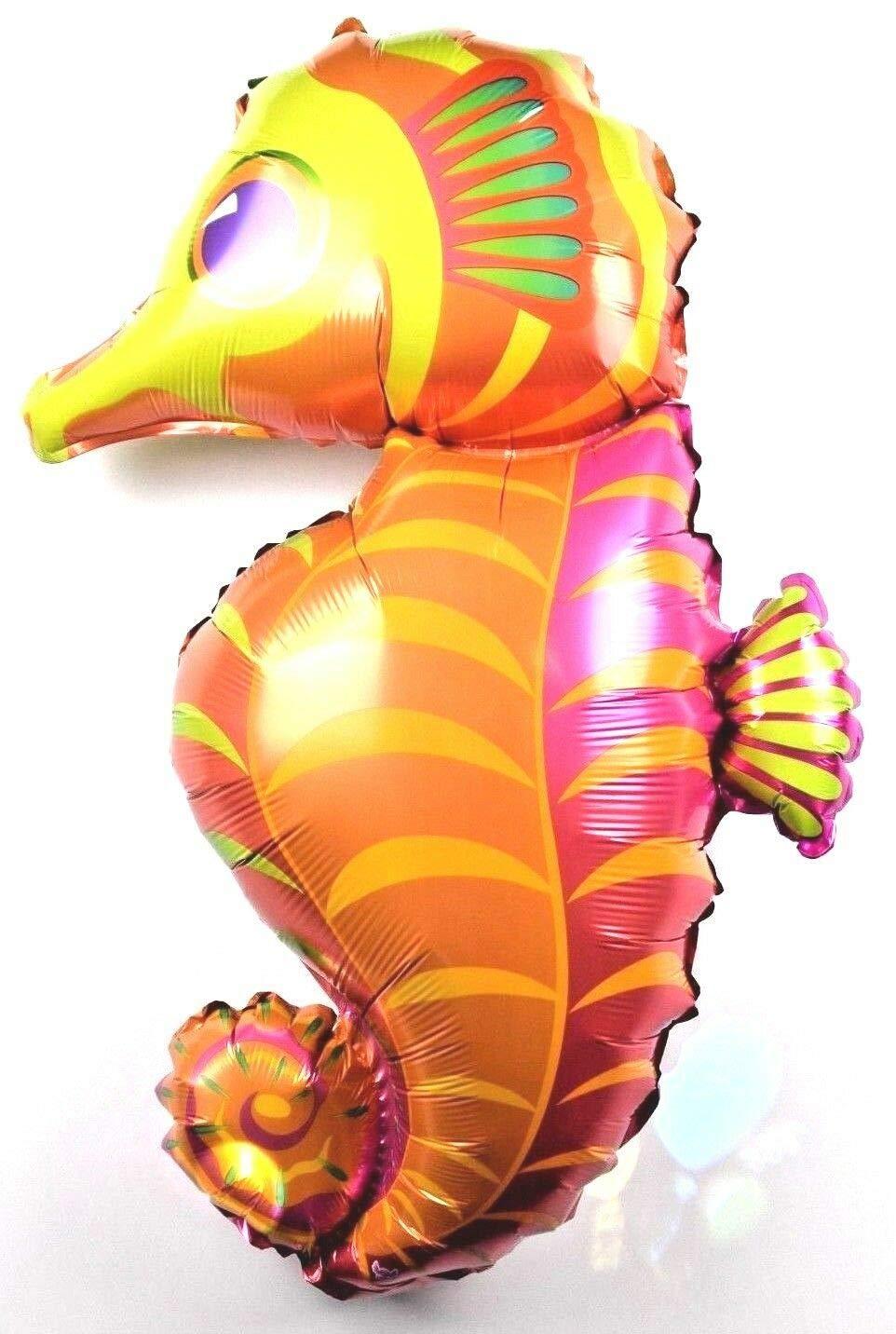SauParty 3X R18F8 XXL Helio Globos Caballito de Mar Regalo Pony ...
