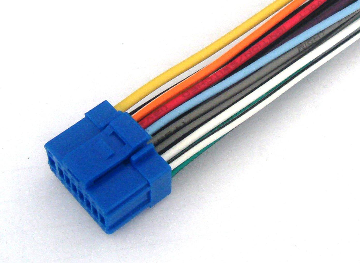 Pioneer Avic N1 N2 N3 N4 N5 Power Cord Harness Wiring Diagram Plug Electronics