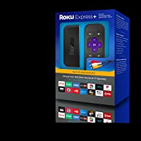 Roku Express+ HD 1080p Ditital Streaming Media Player
