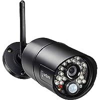 SEQURO 720p HD Single Camera, Outdoor Home Security Camera, Sequro Guardpro DIY Surveillance System