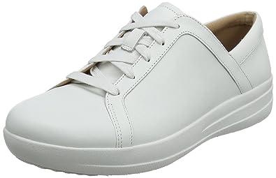 4bbcee631bd38 Amazon.com | FitFlop Women's F-Sporty Ii Sneaker Trainers | Fashion ...