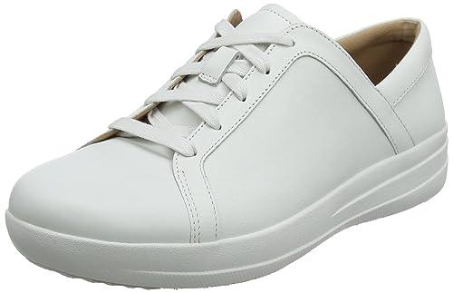 07bb27435714c9 FitFlop Women s F-Sporty Ii Sneaker Trainers (Urban White 194)