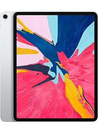 Apple iPad Pro (de 12,9 pulgadas y 64GB con Wi-Fi) - Plata (Ultimo Modelo)