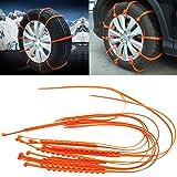 Chartsea Snow Tire Chain for Car Truck SUV