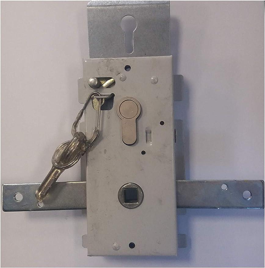 Cerradura de puerta de garaje basculante N80 Hormann referencia ...