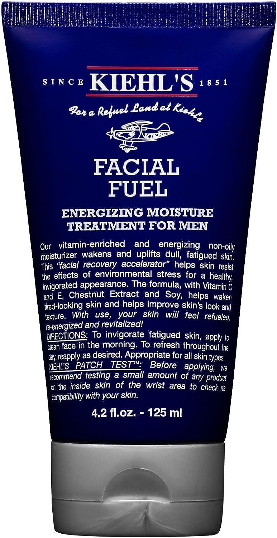 Kiehl'S - Hidratante facial for men fuel 125 ml