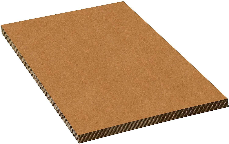 Premium Corrugated Cardboard Sheets 12