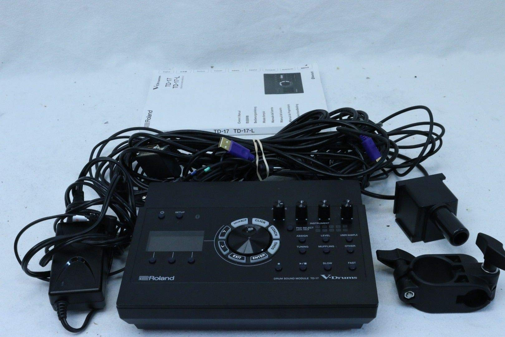 Roland Electronic Drum Modules (TD-17) by Roland