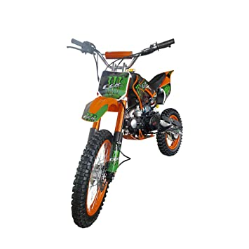 Moto De Cross Dirt Bike V Pit 125 Cm3 Neuve Modele 2018