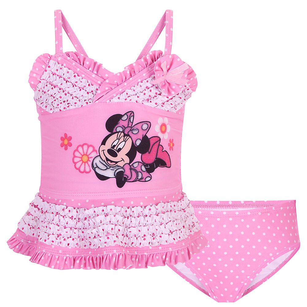 Amazon.com: Tienda de Disney Minnie Mouse traje de baño ...