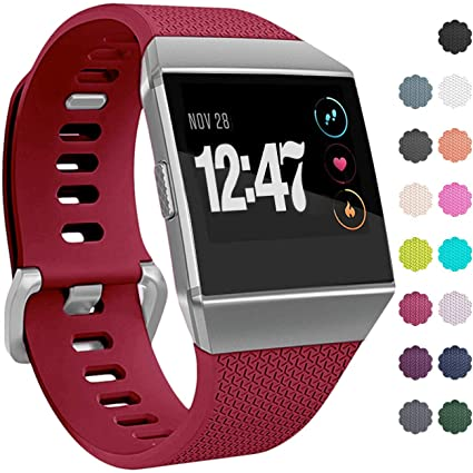 Amazon.com : Wepro Bands Compatible with Fitbit Ionic Watch ...
