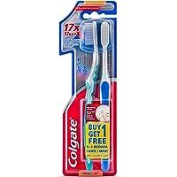 Colgate Mikro İnce Compact Extra Yumuşak Diş Fırçası 1+1 1 Paket
