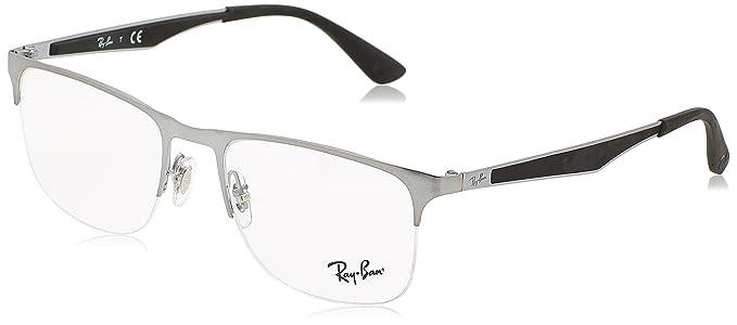 274c8d30d9 Amazon.com  Ray-Ban Men RX6362 Eyeglasses  Clothing