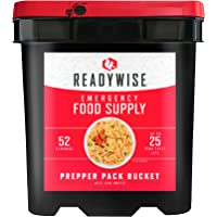 ReadyWise Emergency Food Supply, Freeze-Dried Survival-Food Disaster Kit, Camping… photo