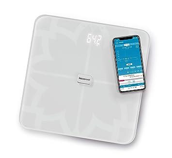 Medisana Medisana BS 450 Connect - Báscula digital de análisis corporal: Amazon.es: Salud y cuidado personal