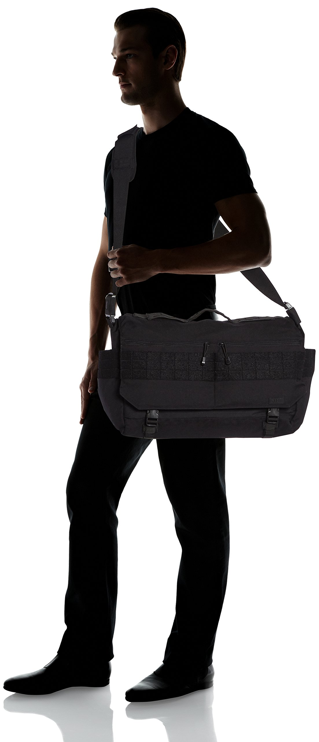5.11 Tactical Rush Delivery XRAY Bag Rush Delivery XRAY, Black, One Size