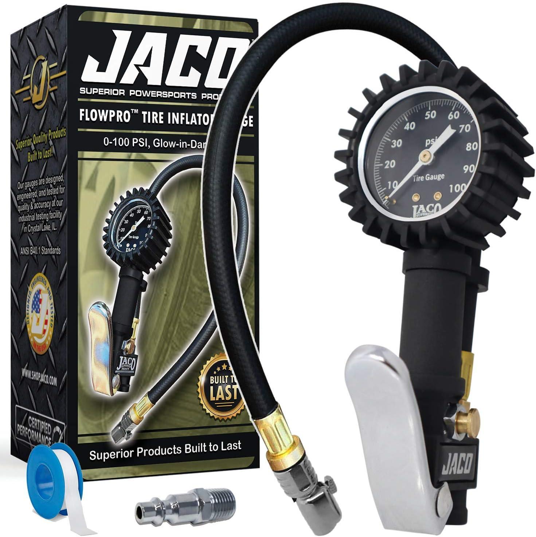 JACO FlowPro Tire Pressure Gauge