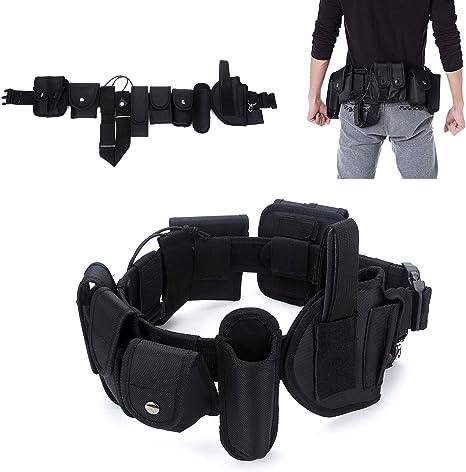 Lixada Handcuff Holder Snap Handcuff Sheath Holster Cuff Case Pouch with Belt Loop