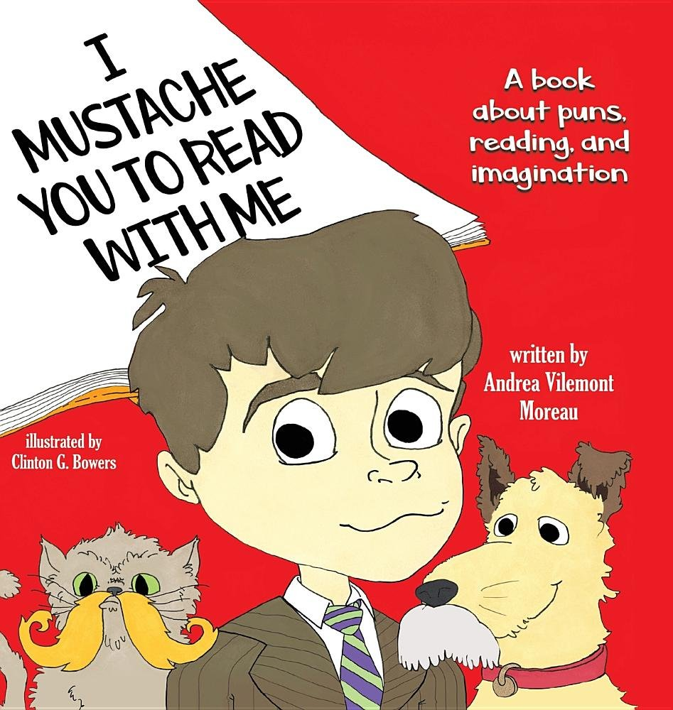 Image result for i mustache you to read to me