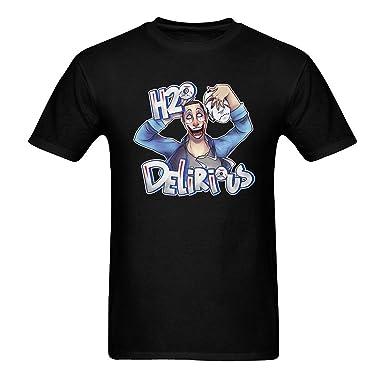 Men's H20 Delirious Design T Shirts: Amazon co uk: Clothing