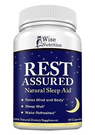 Amazon.com: Dormir Ayuda Pastillas para dormirse Fast con ...