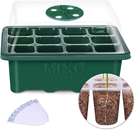 Standard Cell Size Easy-out 144 Cells Seedling SEED STARTER TRAY Germination