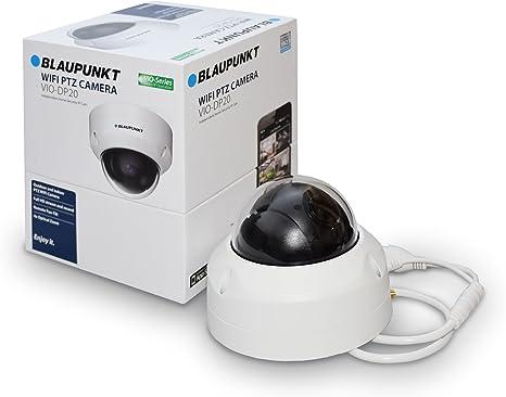 Opinión sobre Blaupunkt VIO-DP20 Cámara IP exterior, Zoom óptico 4X, enfoque automático, visión nocturna digital (DWDR), WIFI, PTZ y compatibilidad ONVIF.