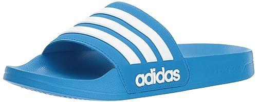 4c5a44764fd1 Adidas Men s Adilette Shower Slide  Amazon.com.au  Fashion