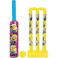Minions Kids First Cricket Set