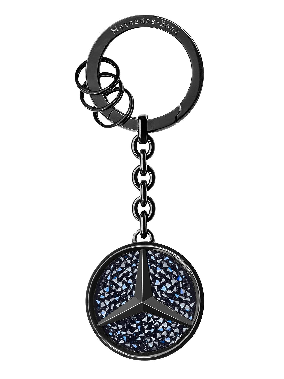 【Mercedes-Benz Collection】 スワロフスキー キーリング ブラックエディション B072L266FF