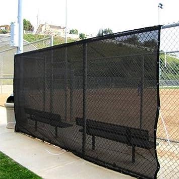 16 X 20u0027 Black Shade Net Mesh Screen Garden Patio RV Nursery Canopy Sun Tarp