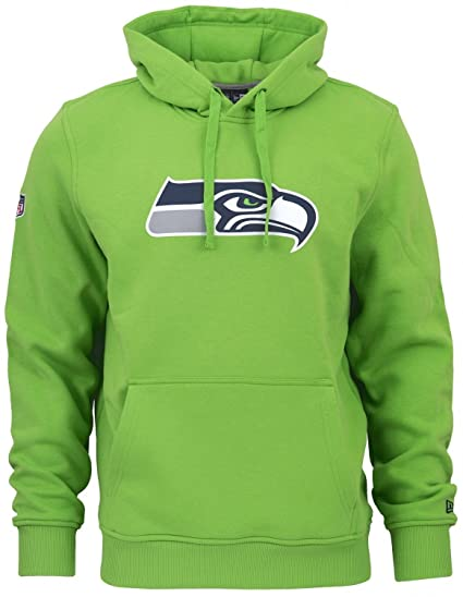 best cheap e1b1a 60304 New Era - NFL Seattle Seahawks Team Logo Hoodie - Action ...