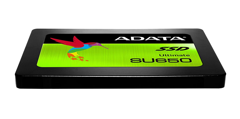 ADATA Ultimate SU650 120GB SATA III 6Gb/s Read: 520MB/s; Write: 320MB/s Solid State Drive (ASU650SS-120GT-C)