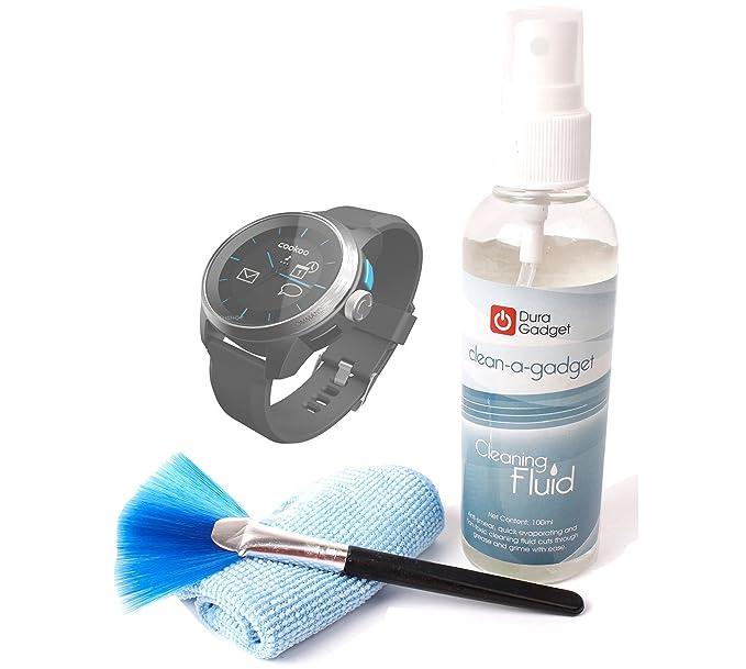 DURAGADGET Pack/Kit De Limpieza Reloj Cookoo Smartwatch ...