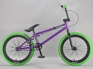 Mafiabikes Madmain Harry Main - Bicicleta Bmx de 45 Cm (18&Quot ...